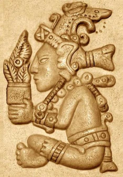 История майя